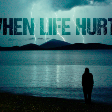 Life Hurts, And It's Supposed To